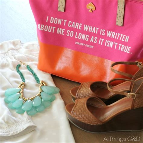 Kate Waxes Poetic About A Bag by Stitch Fix Review