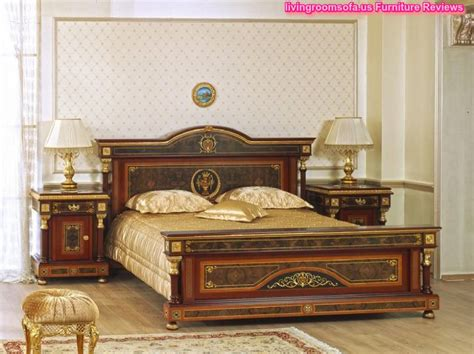 Classic Design Bedroom Furniture by Decorative Classic Bedroom Furniture Designs