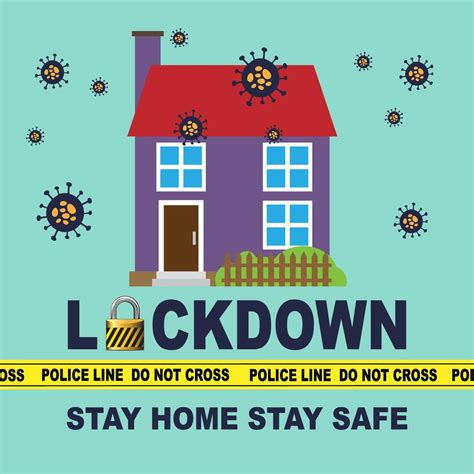 stay home stay safe   vectors clipart