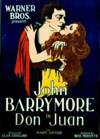 film layar lebar don juan don juan film 1926 wikipedia