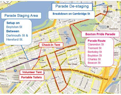 new year nyc parade route 2018 boston pride parade