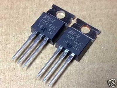 transistor mosfet mercado livre 10 transistor mosfet irf9540 irf 9540 atacado e varejo r 25 00 em mercado livre