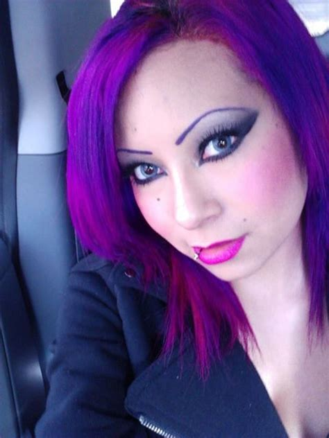 splat crimson obsession mixed with lusty lavender 17 best images about purple hair on pinterest violet