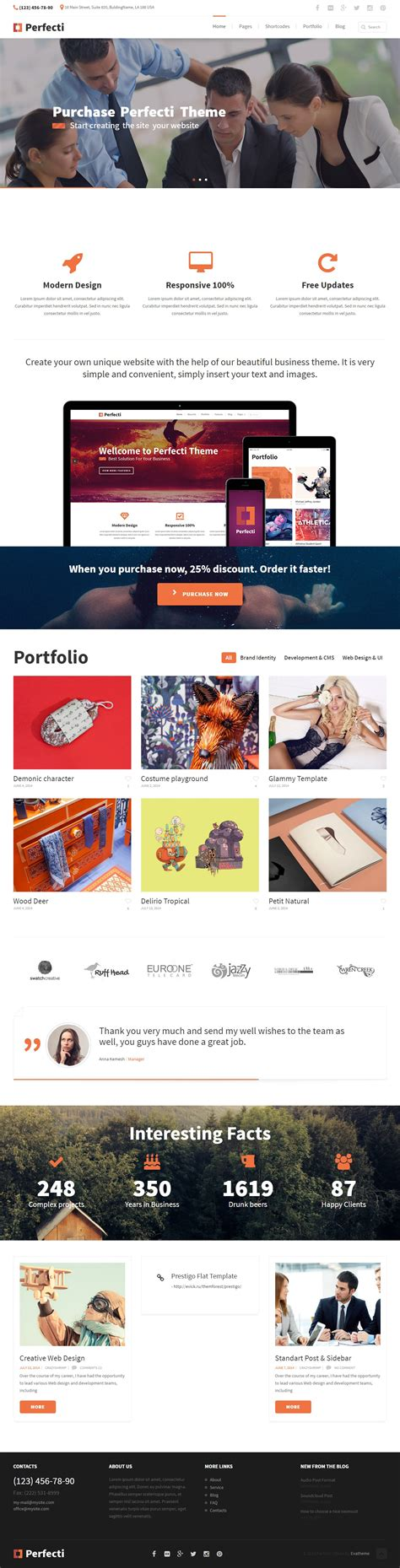 wordpress layout drag and drop 5 best responsive drag and drop wordpress themes 2015
