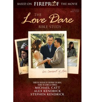 alex kendrick nz the love dare bible study updated edition member book
