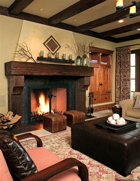 Decorating Ideas Next To Fireplace Foyer Tables In Spaces Other Metro With Glazed