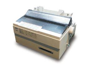 Printer Lq2090 epson lq 2090 lq series impact printers printers support epson us