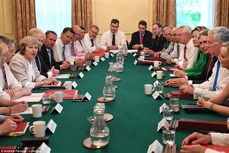 s cabinet meeting theresa may will warn ministers brexit won t define