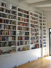 Wall To Wall Bookcase Best 25 Large Bookcase Ideas On Pinterest Ikea Billy