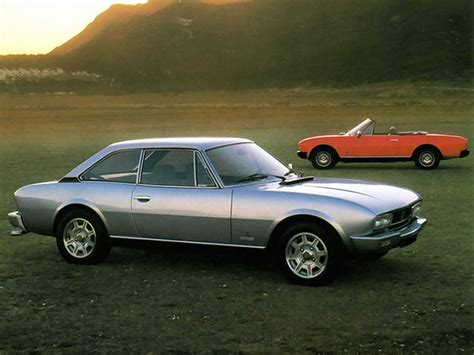 peugeot 504 coupe curbside classic