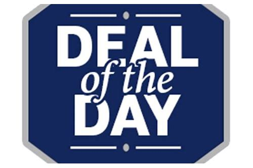 best deals of the day uk