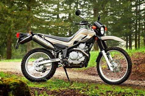 2018 dual sport motorcycles 2018 yamaha xt250 dual sport motorcycle model home 2017