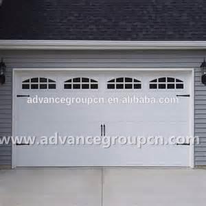 used garage doors sale steel manually garage door buy