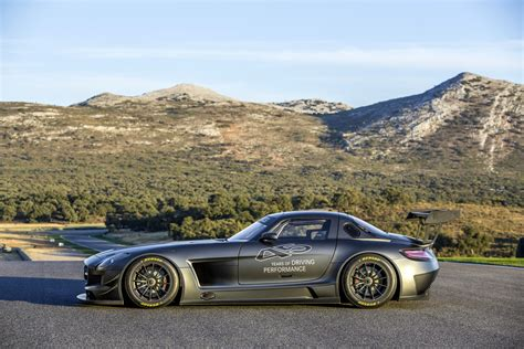 Mercedes Sls Amg Gt3 by 2012 Mercedes Sls Amg Gt3 45th Anniversary Review