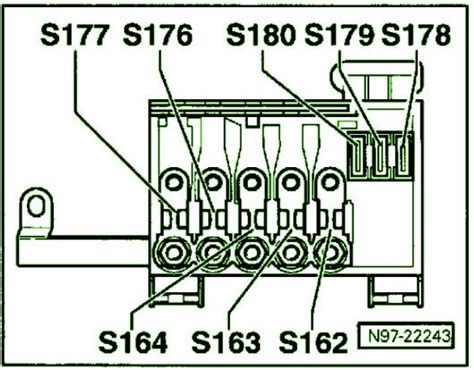 2005 vw beetle battery fuse box diagram circuit wiring