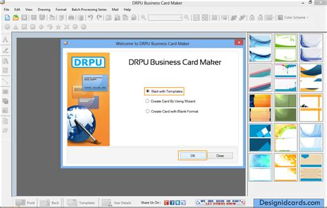 id card design software crack business card design software free download full version