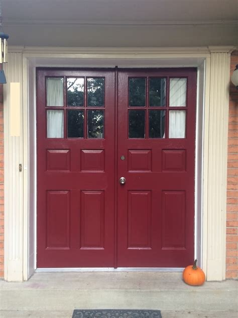 modern masters front door paint paint your front door for a punch of color thrift diving