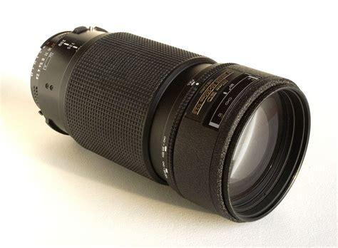 nikon f 80 200mm lens