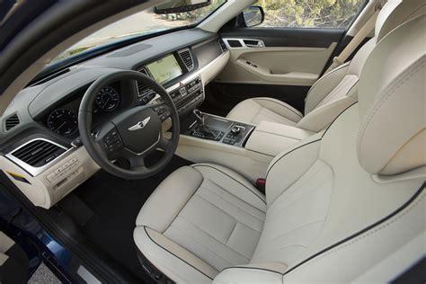 genesis auto upholstery 2015 hyundai genesis review
