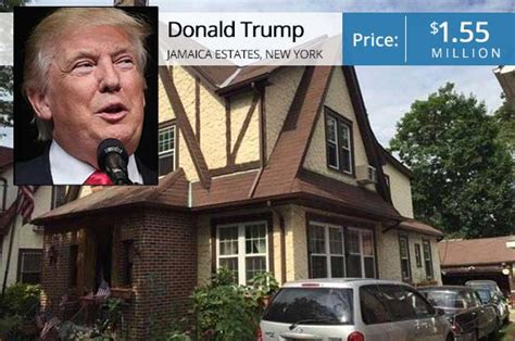 donald trump home donald trump s childhood home is for sale bankrate com