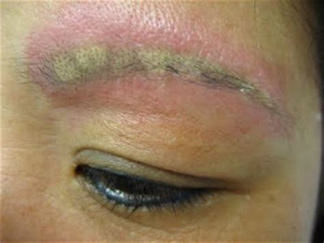 semi permanent makeup eyebrows gone wrong mugeek vidalondon