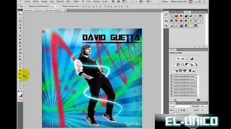 tutorial photoshop cs5 poster tutotial como hacer un poster basico en photoshop cs5