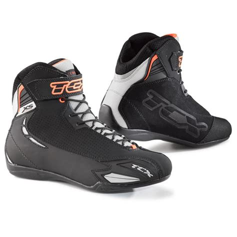 sport motorcycle boots tcx x square sport motorcycle boots ankle boots