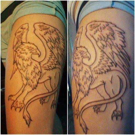 tattoo pain tolerance gryphon outline tattoo tattoo pinterest tattoos and