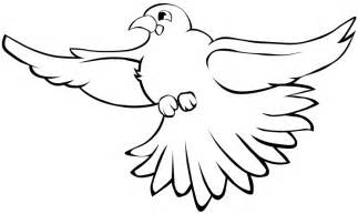 bird turpial colouring pages