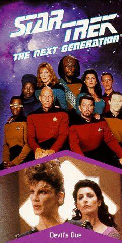"""star trek: the next generation"" devil's due (tv episode"