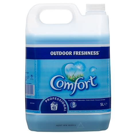 comfort shop b m comfort fabric conditioner 5l 275503 b m