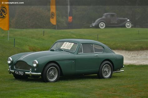 1958 aston martin db2 4 mk iii pictures history value