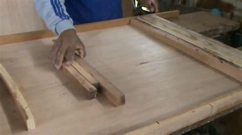 como hacer puerta de madera como hacer una puerta imagui