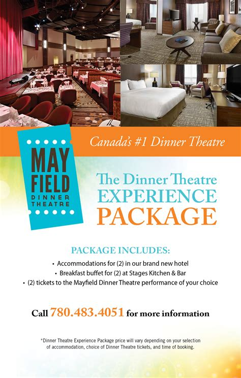 Accommodation Mayfield Dinner Theatre by Hotel Packages 100 Images New Years Hotel Packages New