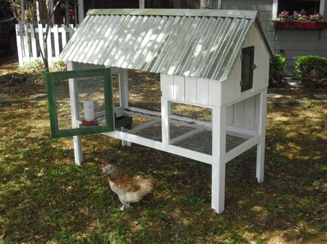 simple chicken house plans free with how to build a simple easy build chicken coop cute coop deluxe quot easy build