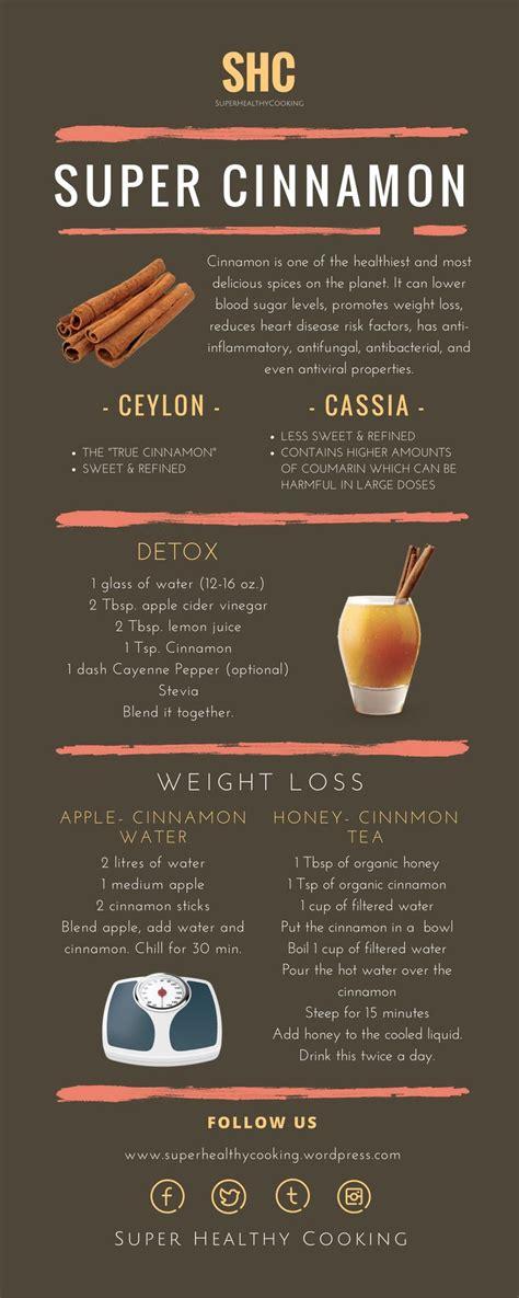 Sugar Detox Benefits by Best 20 Cinnamon Health Benefits Ideas On