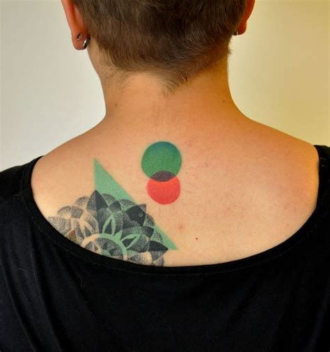 tattoo back circle 553 best closet tattoo fan with tattoos images on pinterest