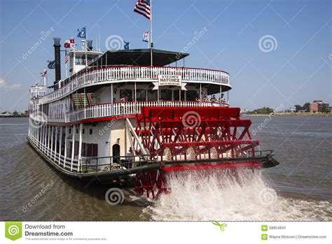 boats unlimited new orleans paddle boat natchez editorial photo image of river
