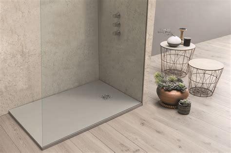 piatto docci amazing top a filo pavimento o dappoggio i piatti