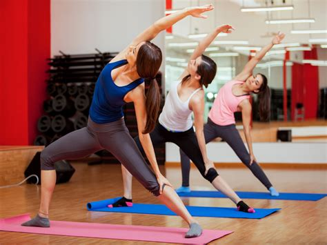 golds gym fan class aug 24 gold s gym norton free yoga class open to the