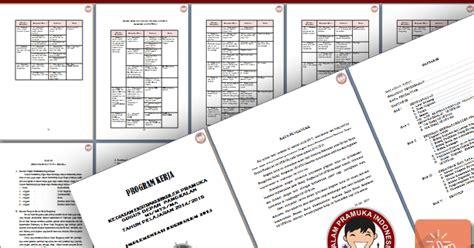 format daftar hadir ekstra contoh program kerja kegiatan ekstra kurikuler pramuka