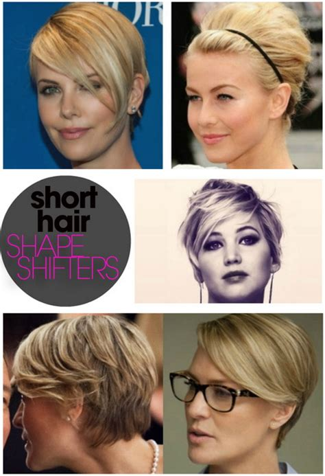 differnt styles to cut hair different ways to style short hair