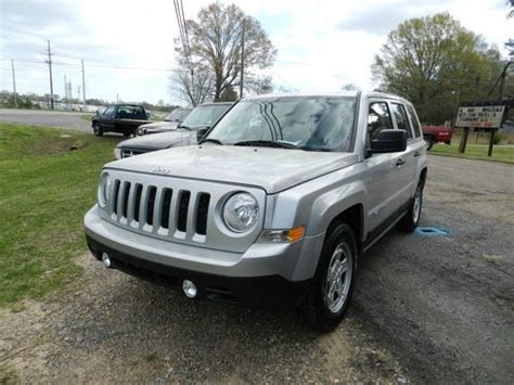 Piedmont Jeep Sell Used 2011 Jeep Patriot Sport Low Reserve In