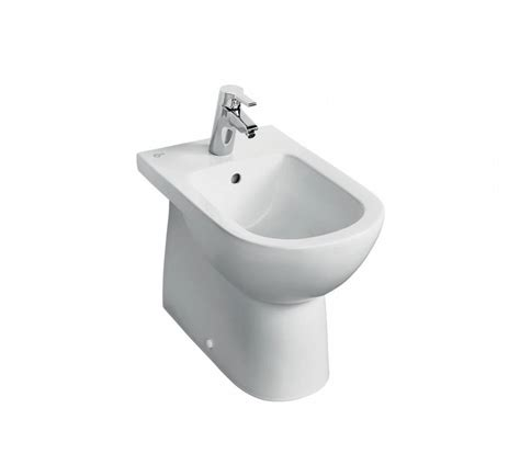 ideal standard tempo back to wall bidet t509001