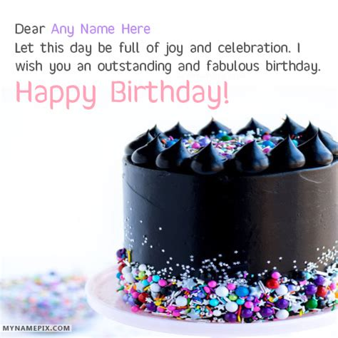 Happy Birthday Wishes With Name Lovely Happy Birthday Wishes With Name