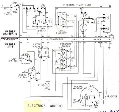 maytag washer motor wiring diagram maytag washer motor