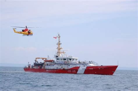 Canadian Coast Guard Search And Rescue Canadian Coast Guard Auxiliary Partners To Participate In