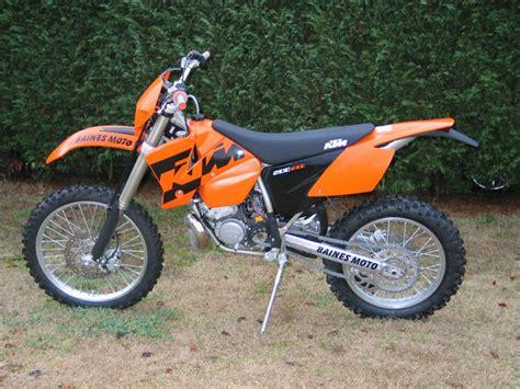 2004 Ktm 250exc 2004 Ktm 125 Exc Moto Zombdrive
