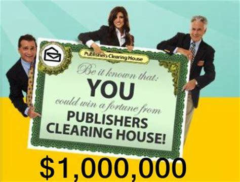 Everyone Wins Sweepstakes - win one million dollars pch sweepstakes share the knownledge
