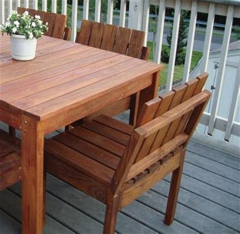 woodwork cedar patio furniture plans pdf plans
